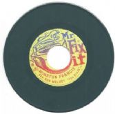 Winston Francis aka Bob Melody - The Break / Winston Francis & Lloyd Robinson - Your Cheating Heart (Mr Fix It) US 7""